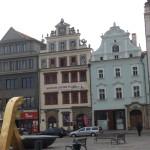 Pohľad z námestia