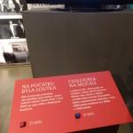 Audiovízne prvky v expozícii