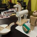 Výrobky z MakerSpace